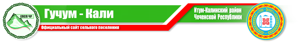 Гучум-Кали | Администрация Итум-Калинского района